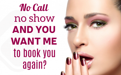 [VIDEO] Rude clients – how to eliminate salon no-shows