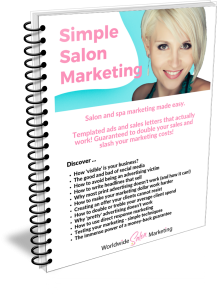 Simple Salon Marketing manual