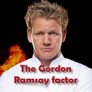 Your salon and the Gordon Ramsay factor