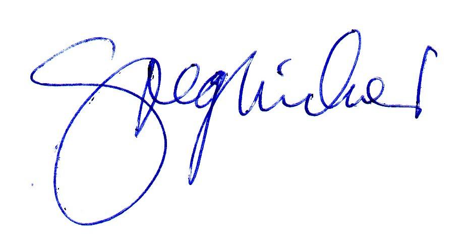 Greg Milner signature