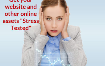 """How we """"stress test"""" your website for you"""